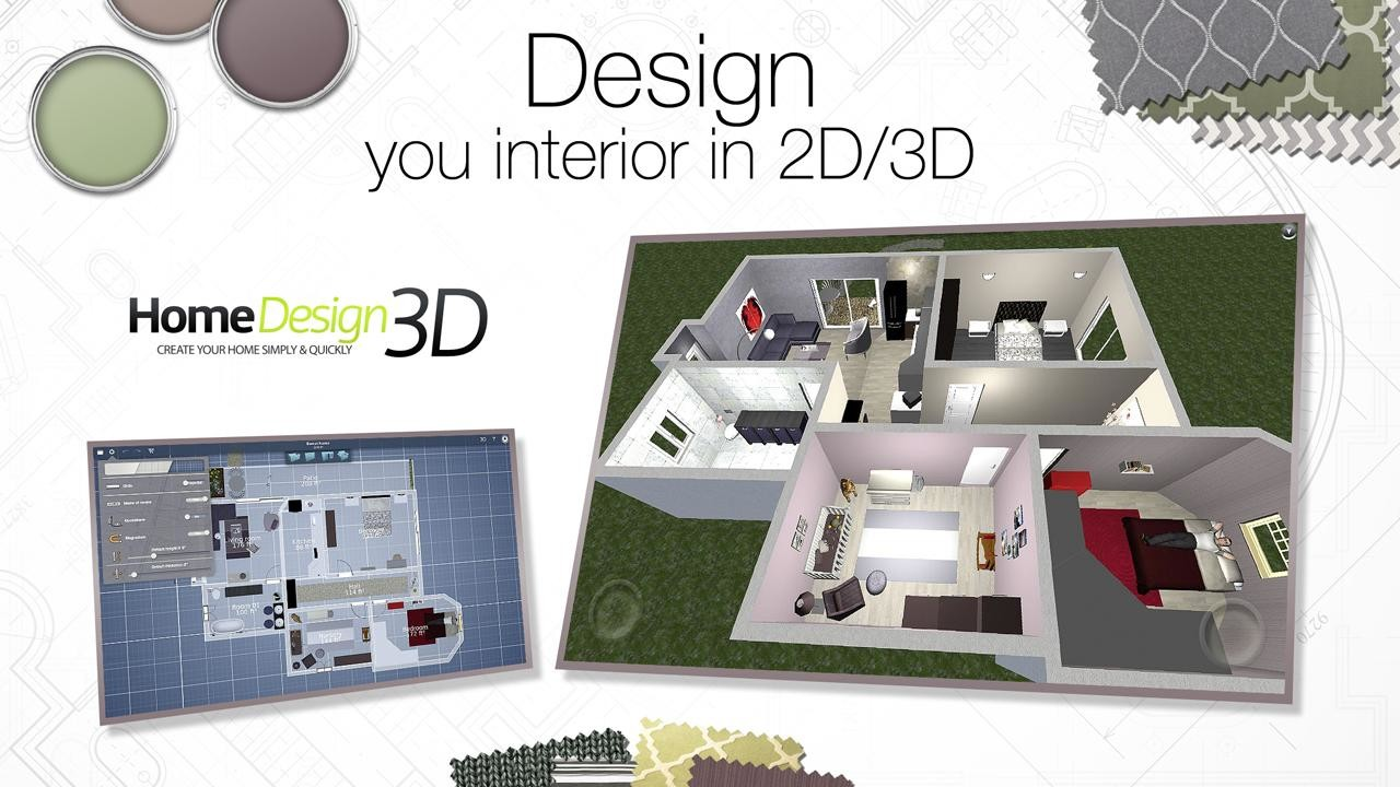 Home Design 3D - FREEMIUM APK Free Android App download - Appraw