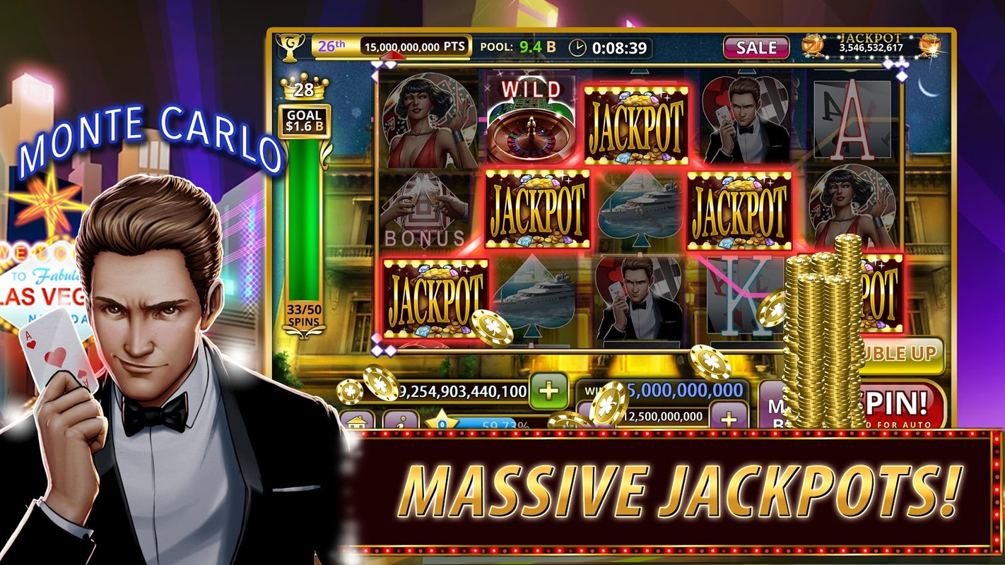 free slots game download for android