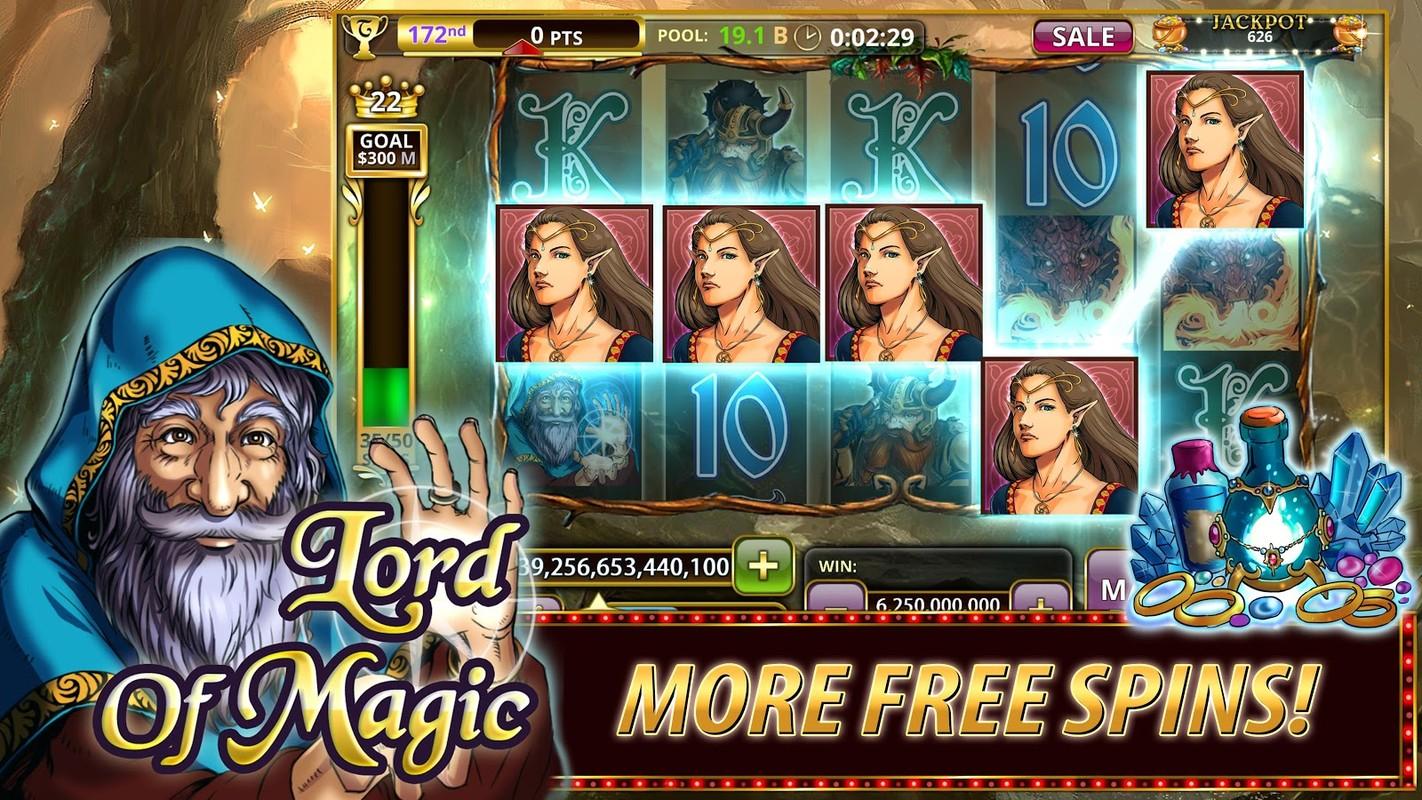 casino machine free