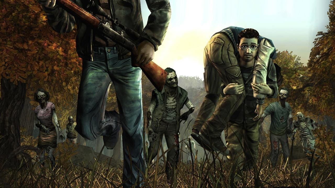 Walking Dead Wallpapers For Android: The Walking Dead: Season One APK Free Adventure Android