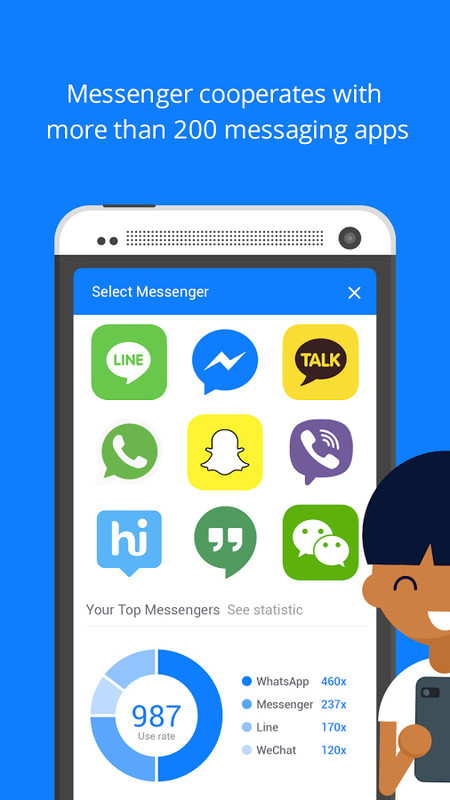 Messenger APK Free Tools Android App download - Appraw