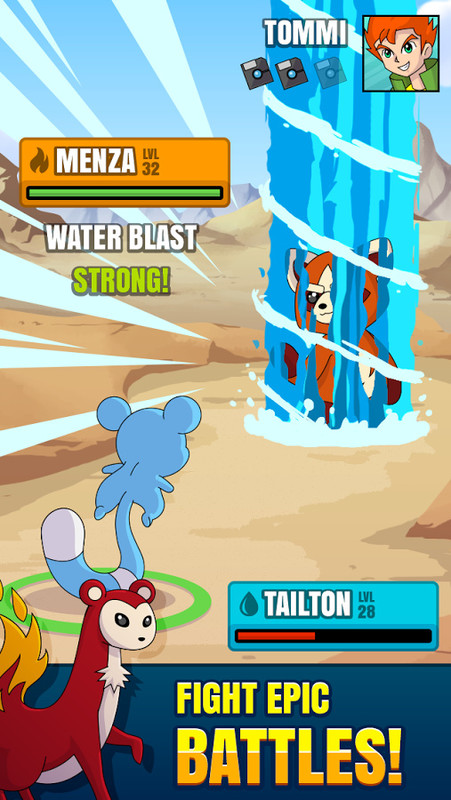 Dynamons by Kizi APK Free Role Playing Android Game ...