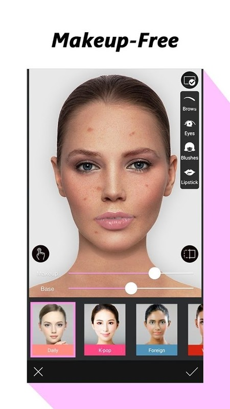 You Makeup - Makeover Editor APK Free Photography Android App