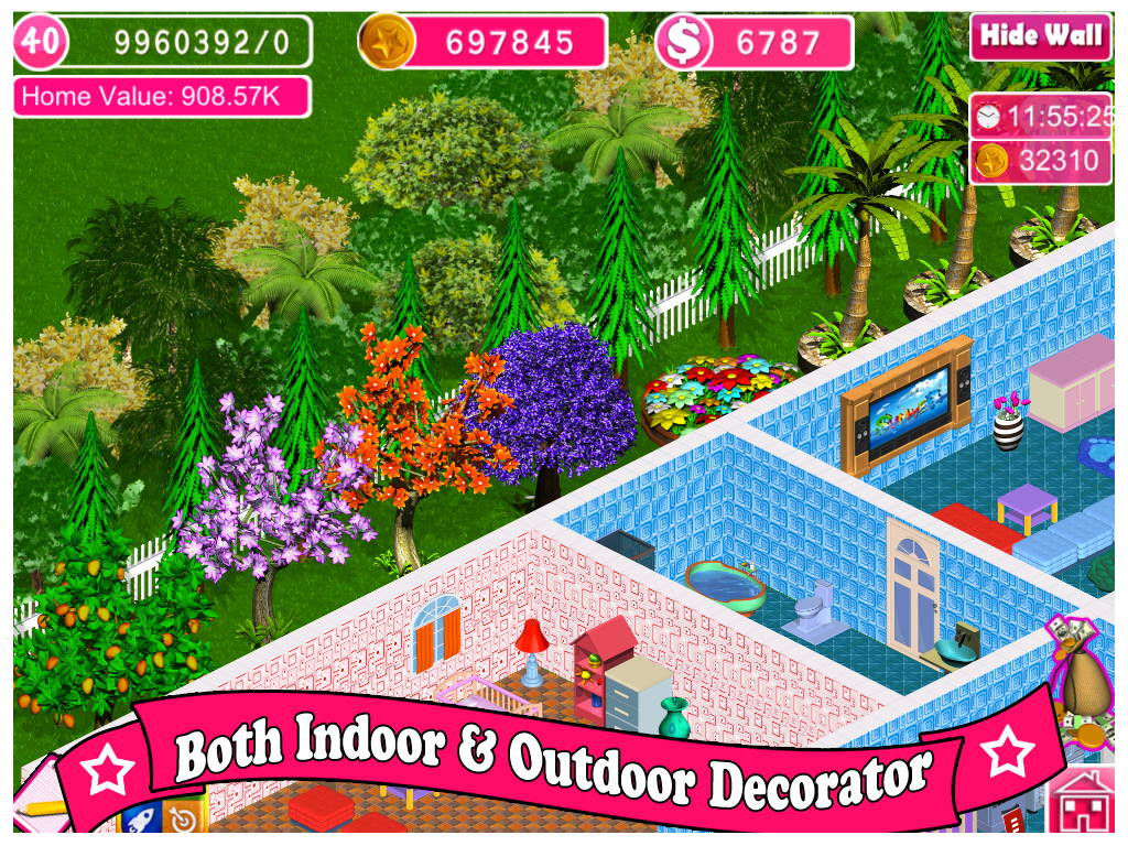 Home Design Dream House Apk Free Role Playing Android Game Download Appraw