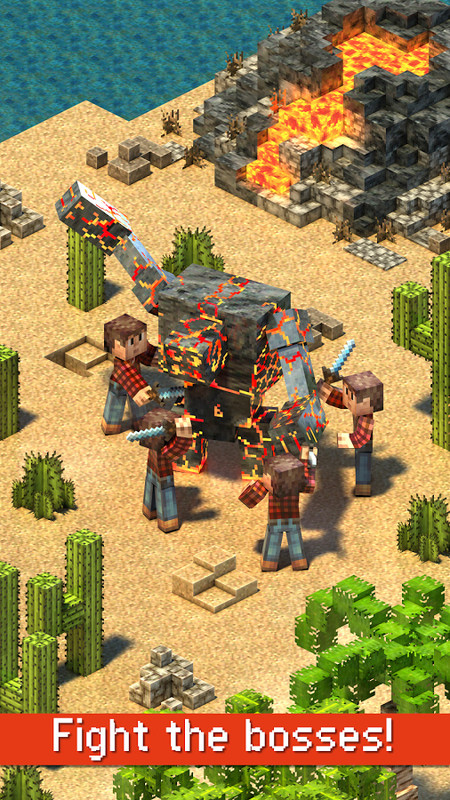 Block Town Craft Your City Apk Free Strategy Android
