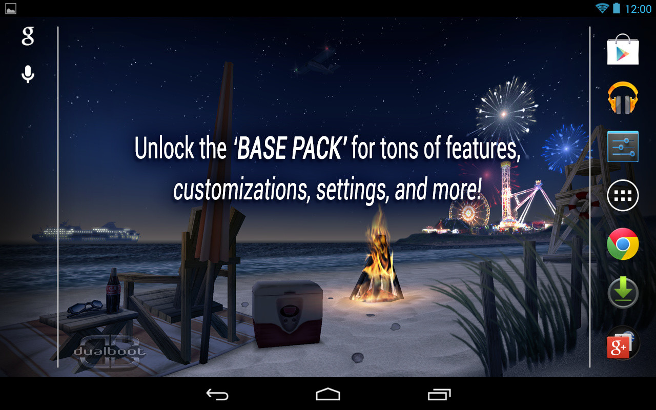 my beach live wallpaper full version apk