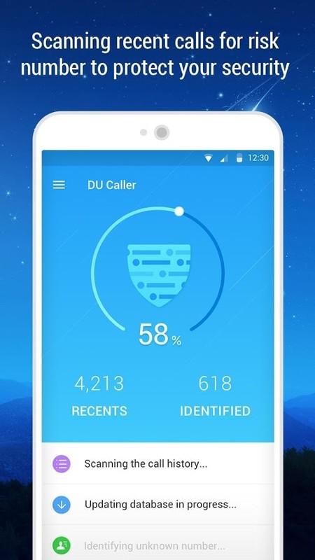 DU Caller - Caller ID & Block APK Free Android App ...