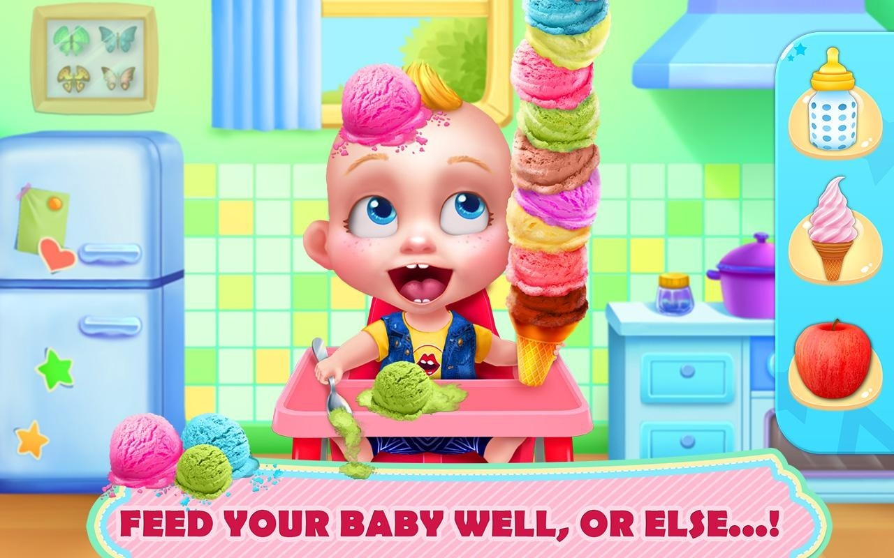 boss baby games to play