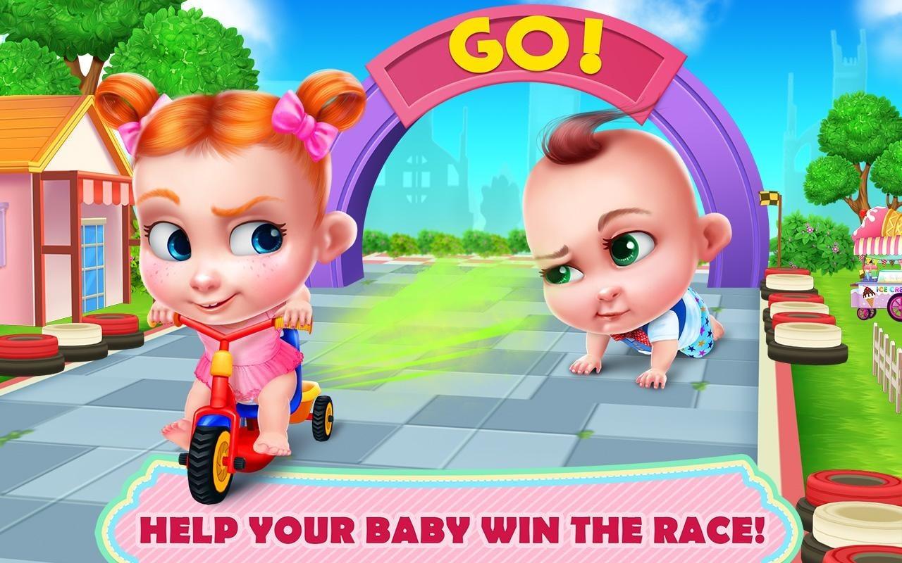 Dress My Baby - A Free Girl Game on GirlsGoGames.com