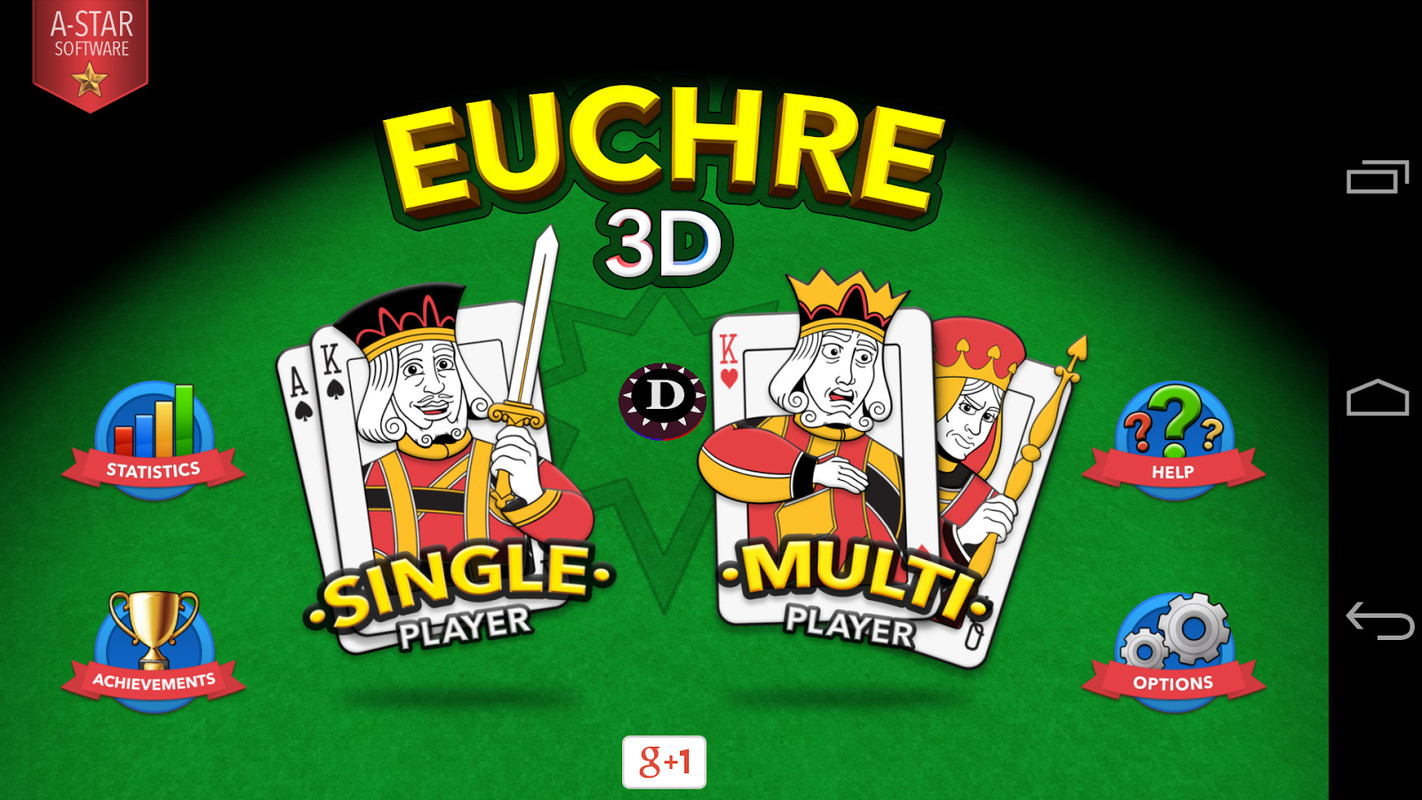 Euchre 3d Apk Free Card Android Game Download Appraw