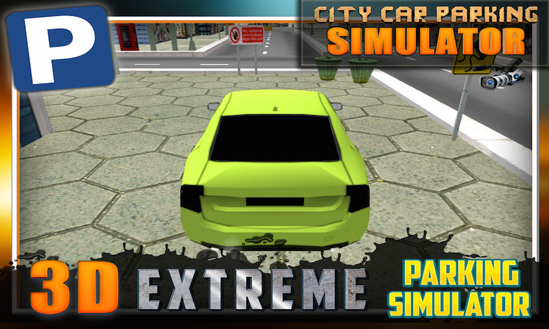 Parking Simulator 3d