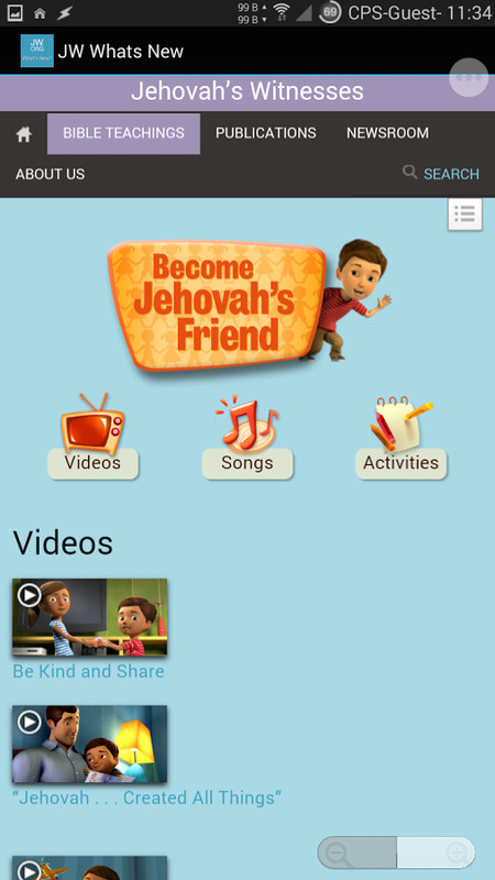 Jw Org Downloads