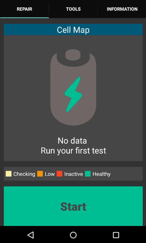 Battery life repair app pro