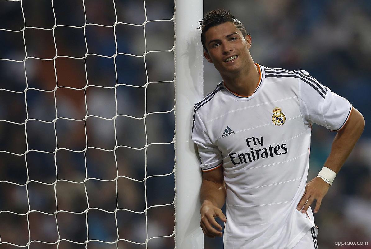 Cristiano Ronaldo Real Madrid Wallpaper Download Cristiano