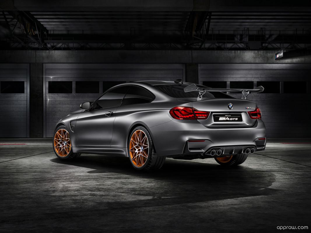 2015 BMW M4 GTS Concept Wallpaper download - BMW HD ...
