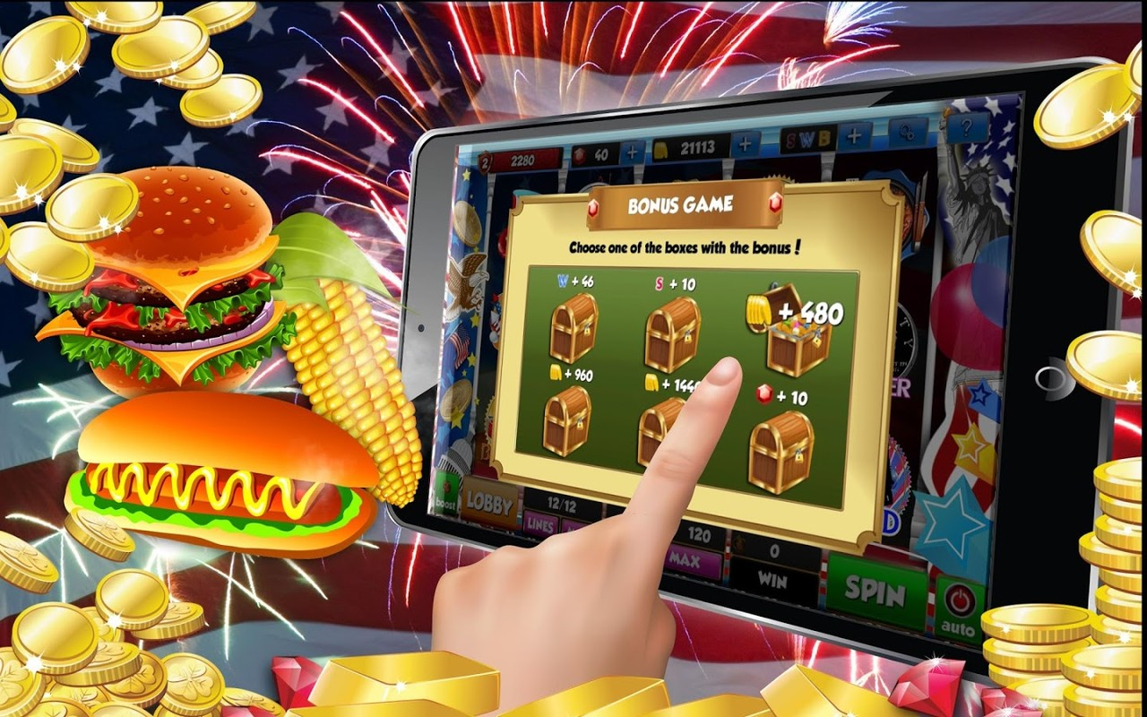 4Th Of July Slot Game Review