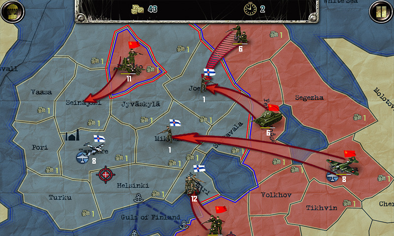 Incursion 2 strategy game