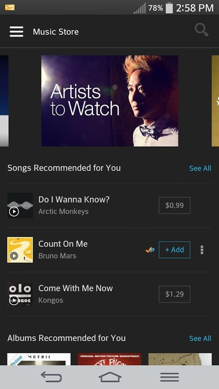 Amazon Music with Prime Music APK Free Android App download - Appraw