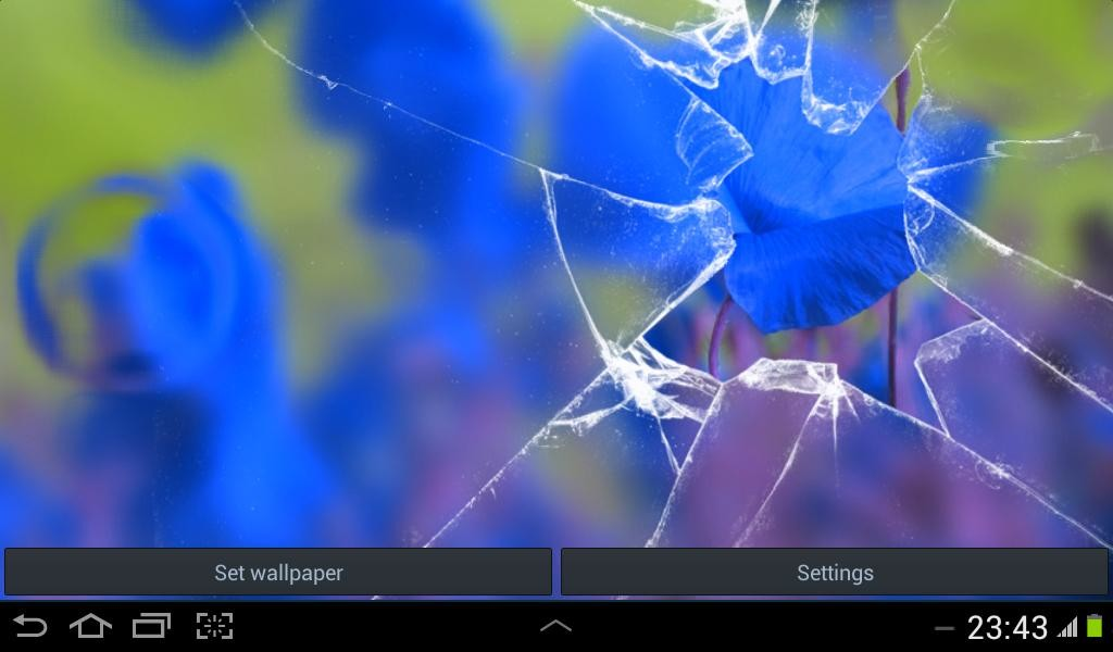 Cracked Screen Wallpaper Cracked Screen Wallpaper ...