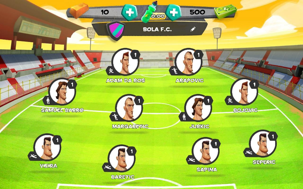 Disney Bola Soccer APK Free Sports Android Game download
