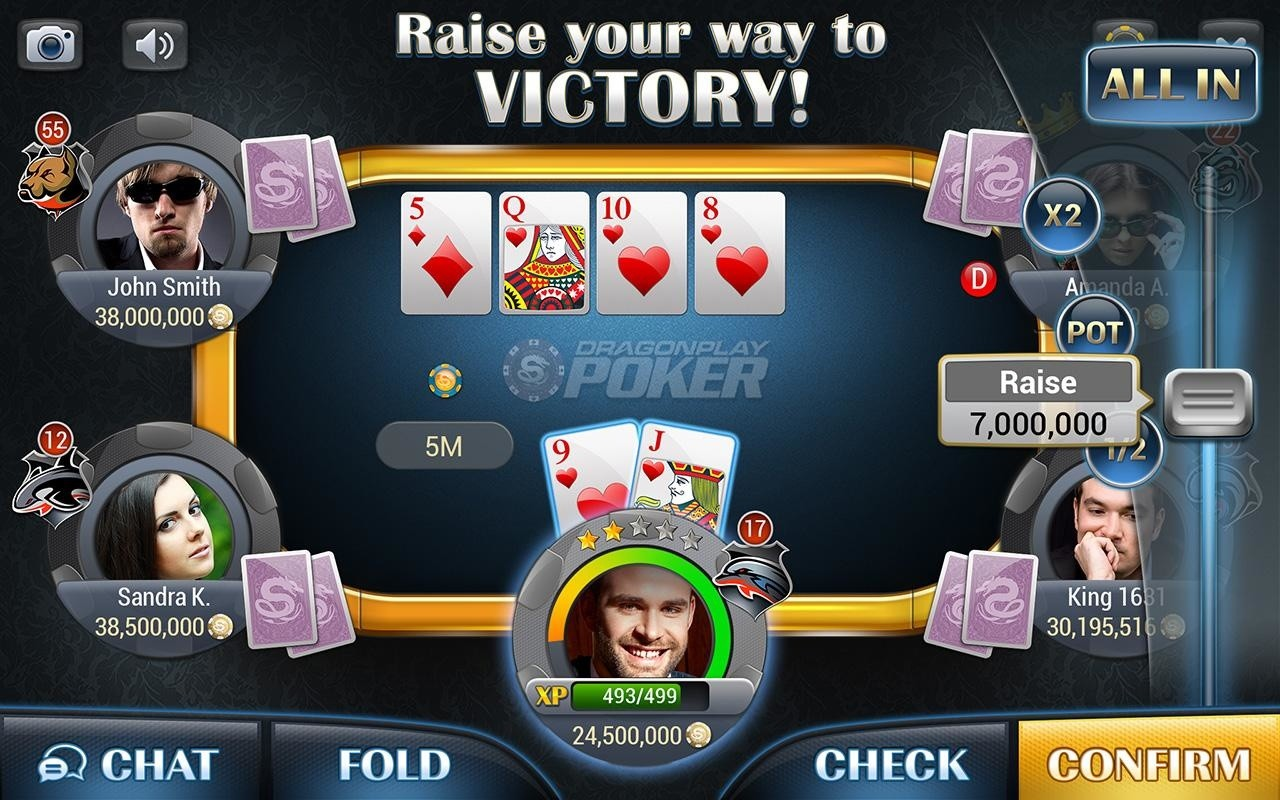 play free texas holdem