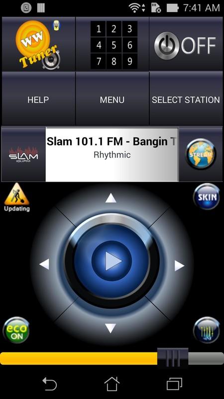 WWTuner Radio Player & Tuner APK Free Android App download