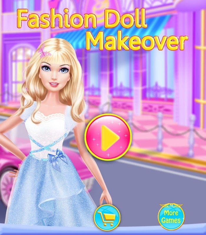 free doll game
