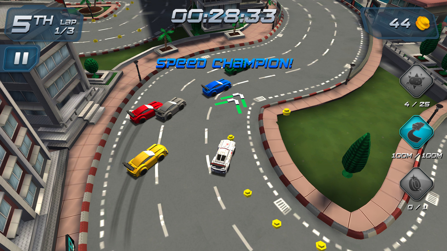 lego speed champions apk free racing android game download appraw. Black Bedroom Furniture Sets. Home Design Ideas