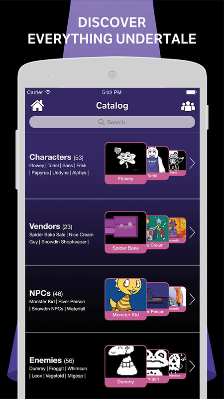 Undertale Amino APK Free Social Android App download - Appraw