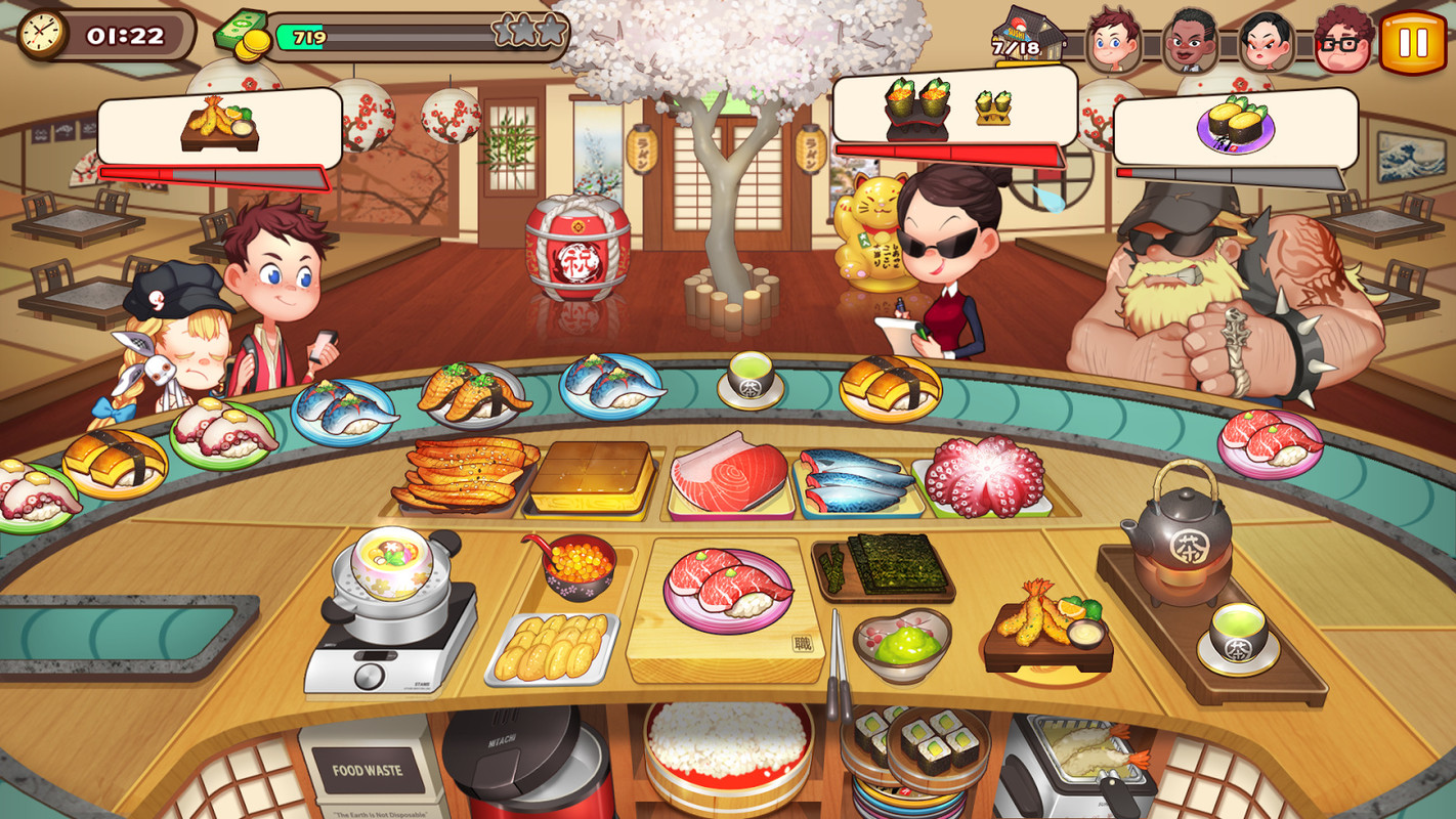 games download cooking