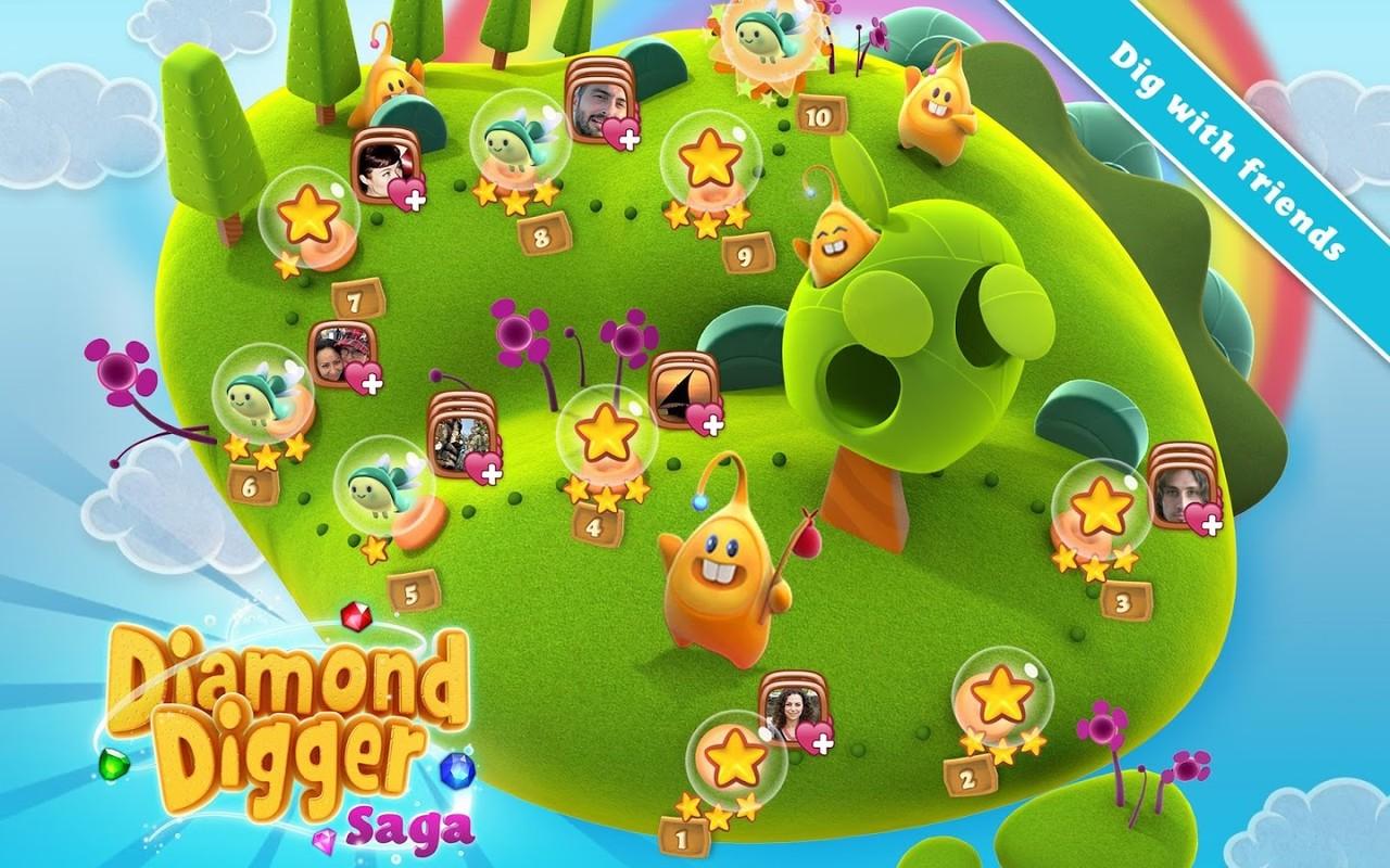 Download diamond digger free