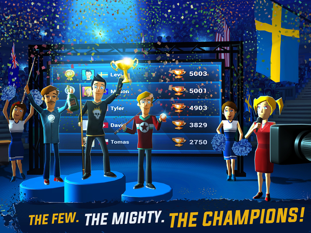 Pool Live Tour Champions Apk Free Sports Android Game