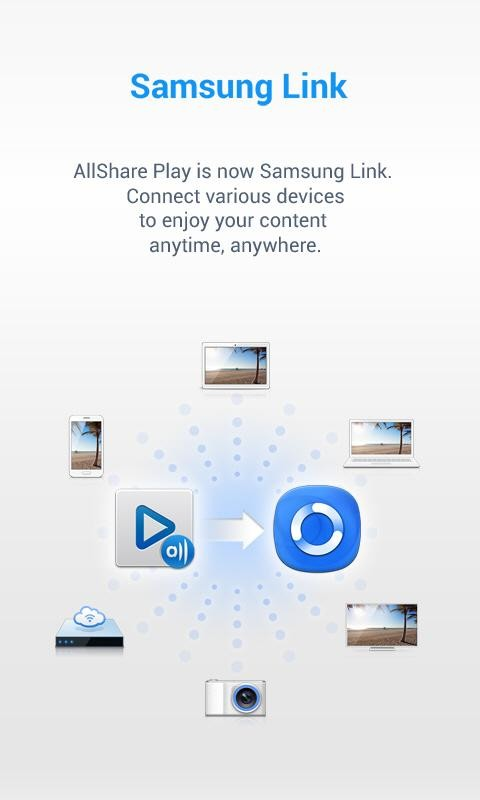 Samsung Link APK Free Android App download - Appraw