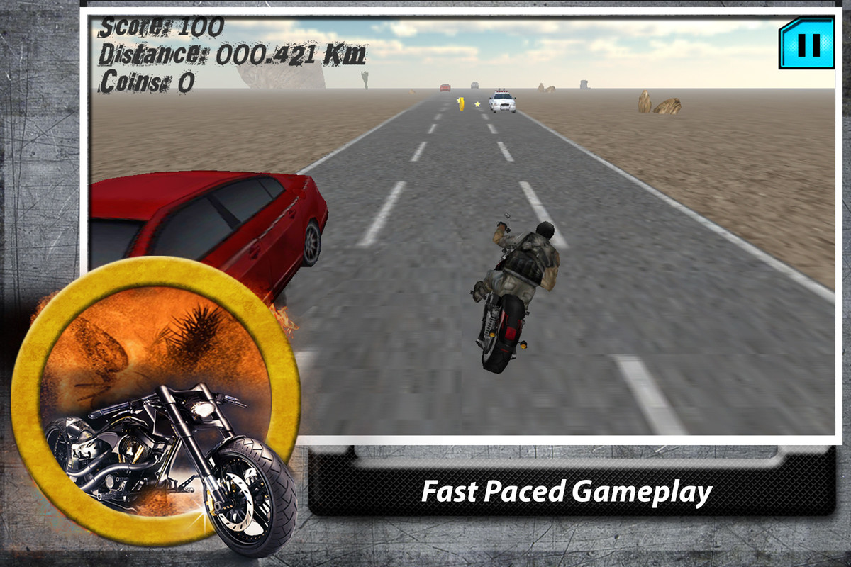 Highway Motor Sport Rider 3d Apk Free Casual Android Game