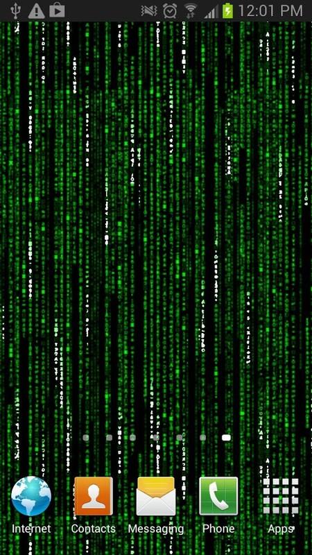 Matrix Live Wallpaper Free Android Live Wallpaper download ...