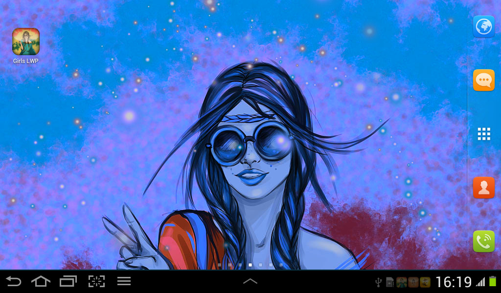 Girls Live Wallpaper Free Android Live Wallpaper download ...