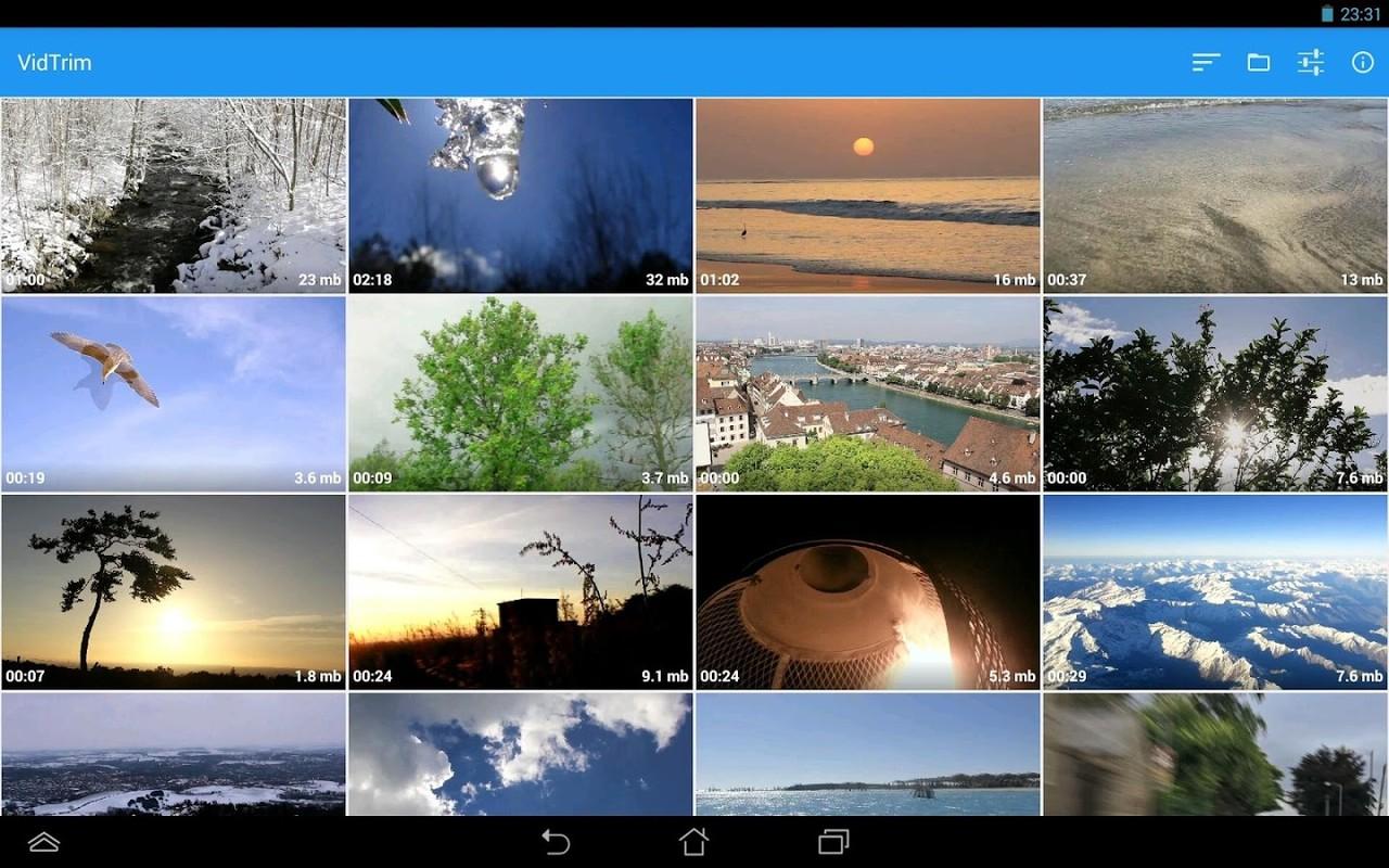 VidTrim - Video Editor APK Free Media & Video Android App download