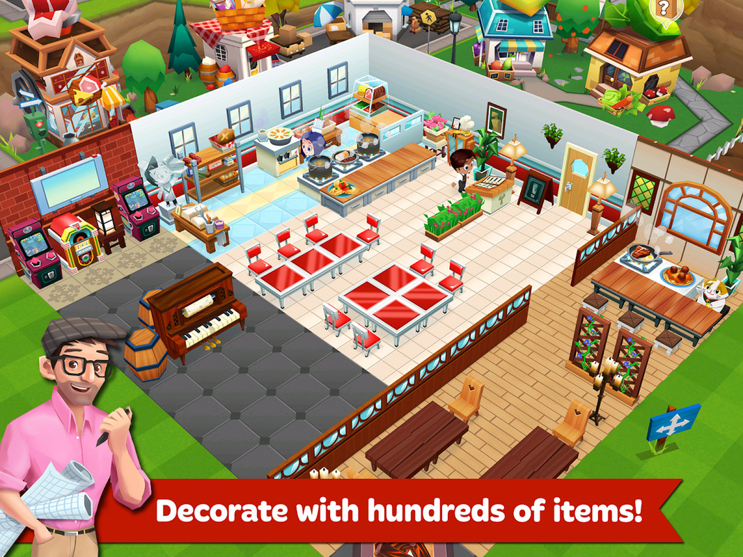 Restaurant Story 2 APK Free Casual Android Game Download