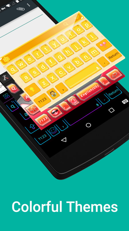 how to delete keyboard language suggestions in android