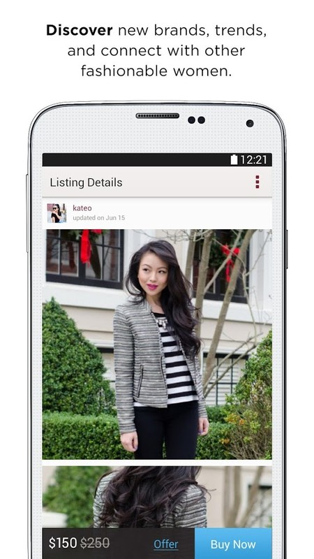 Buy & Sell Fashion APK Free Shopping Android