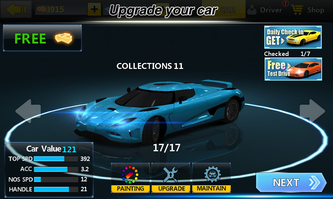 racing games for android free play online