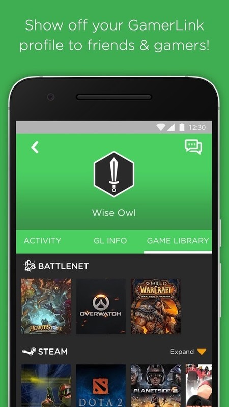 GamerLink Beta: Universal LFG APK Free Android App ...