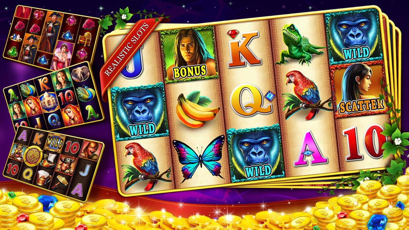 Free Android Slot Games