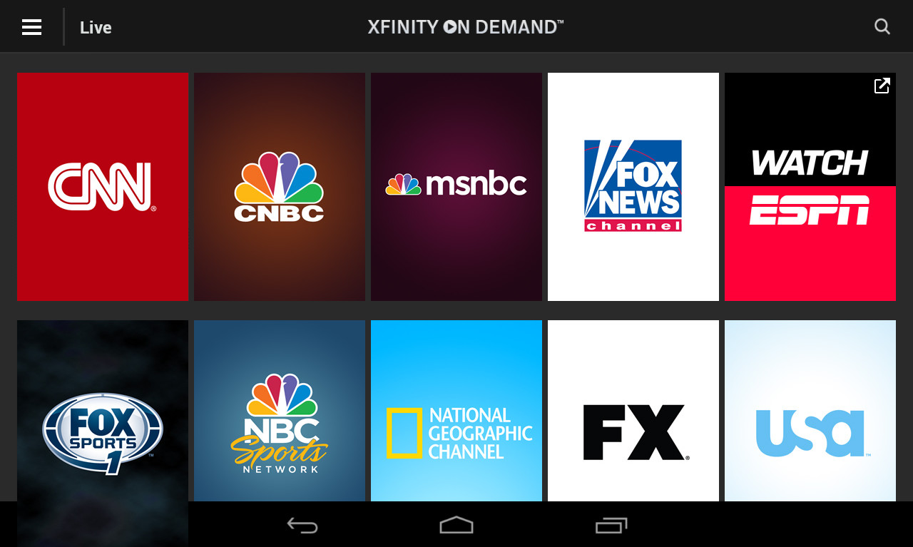 Xfinity Tv Go Apk Free Android App Download Appraw