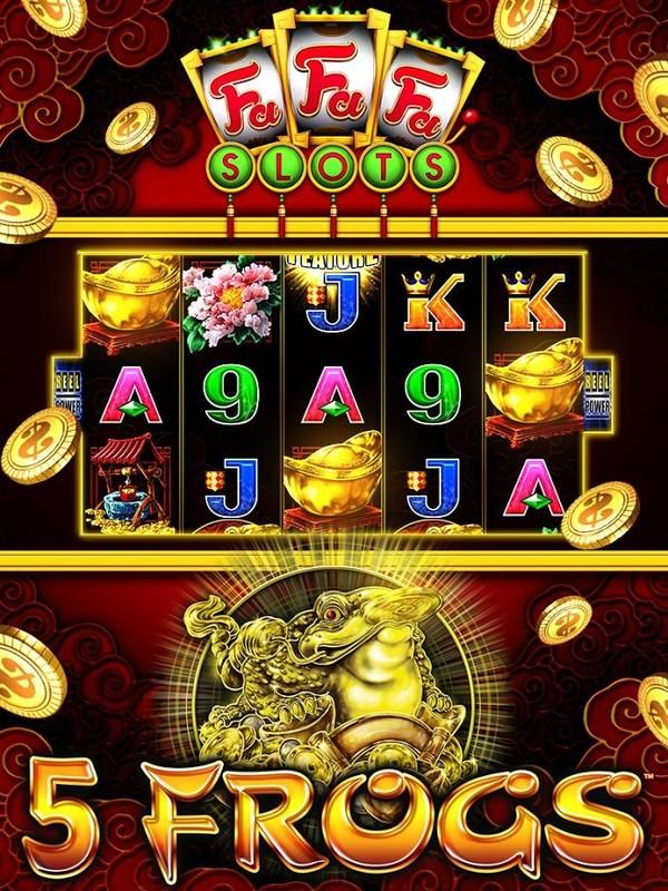 Fa Fa Slot Machine