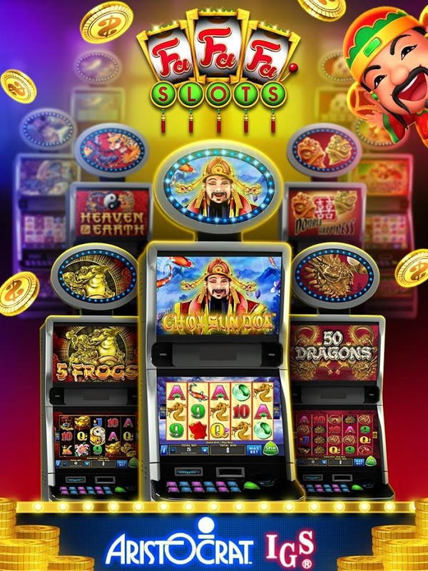 casino video slots free downloads