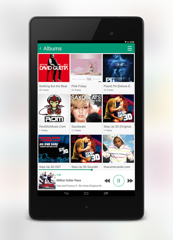 best android music player apps free download