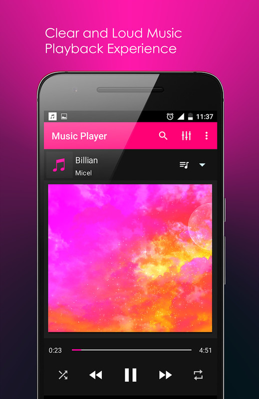 how to find songs in album in android