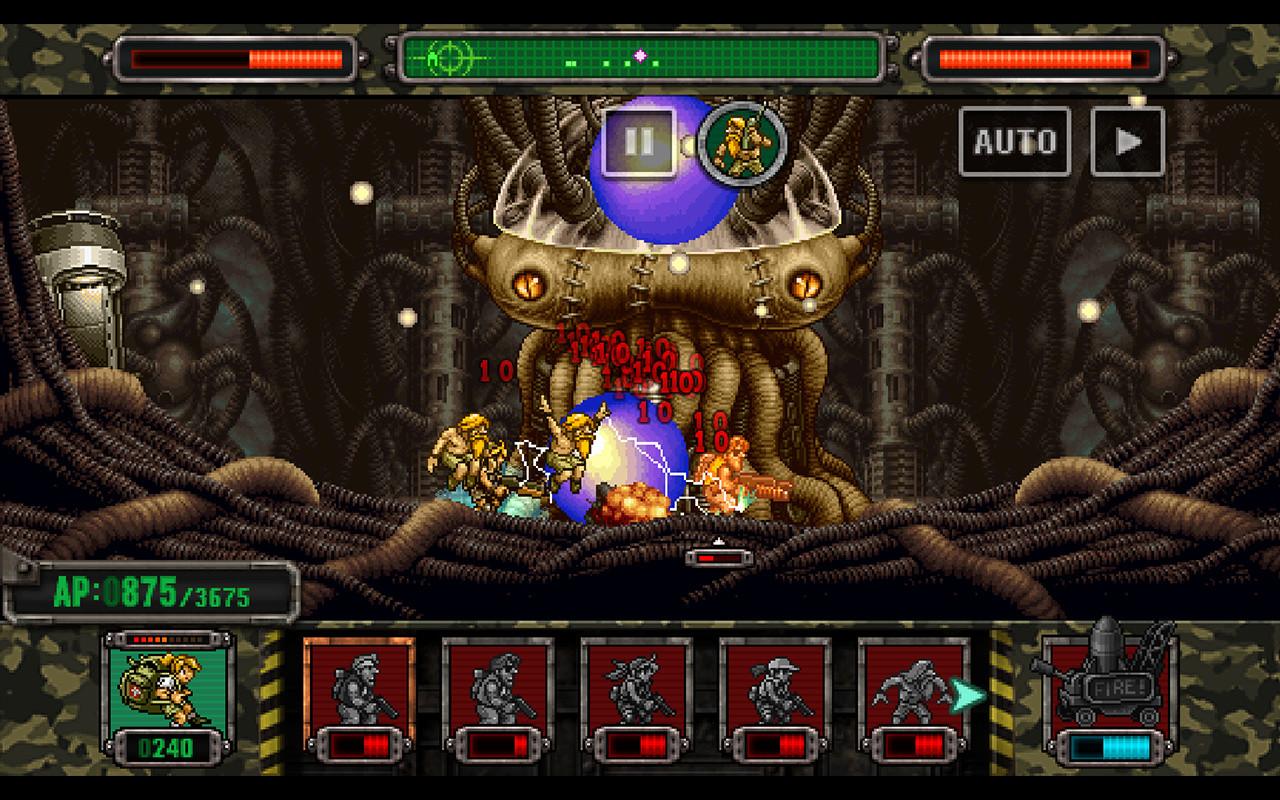 Download Game Metal Slug Apk Free