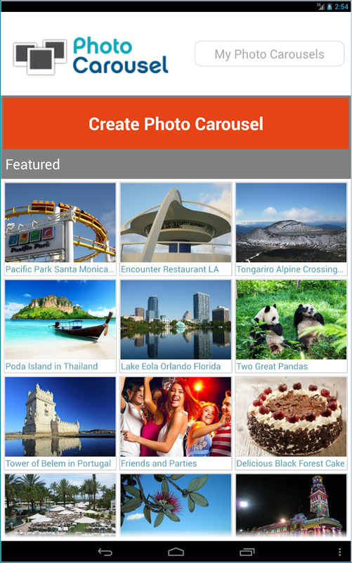 3D Photo Carousel For Facebook APK Free Photography ...